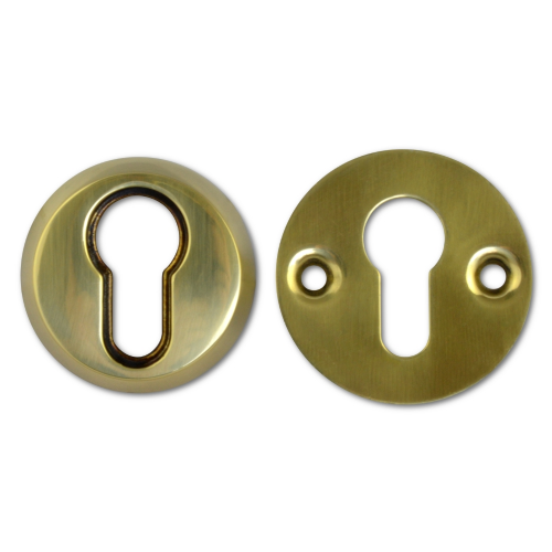 Chubb 3C14E Hi Security Escutcheon Set
